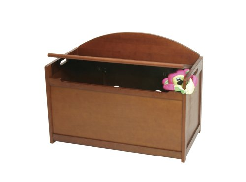 Lipper International 598C Toy Chest, Cherry