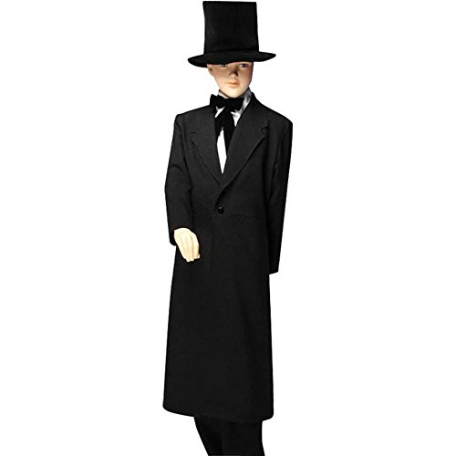 Boy's XL Abraham Lincoln Theater Costume