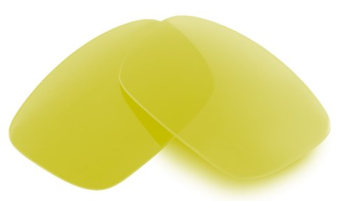 Fuse Lenses For Electric Technician Gaming Vision Lenses Vivid Yellow