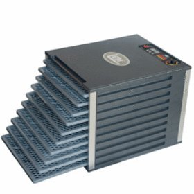 Review LEM Products 10 Tray Food Dehydrator with Digital Timer  Review