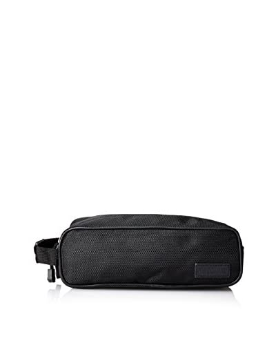 Steve Madden Men's Double Zip Nylon Travel Kit