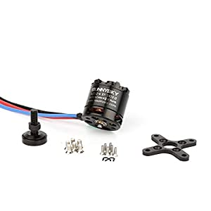 Part & Accessories DXF Oringal outrunner X2212 KV980 KV1250 KV1400 KV2450 Brushless Motor X Series for RC Aircraft Quadcopter - (Color: KV1400) (Color: KV1400)