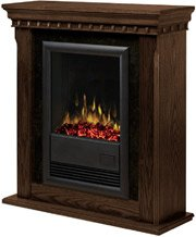 Dimplex DFP18-1041N Bravado II Electric Fireplace, Nutmeg image B00438O5R4.jpg
