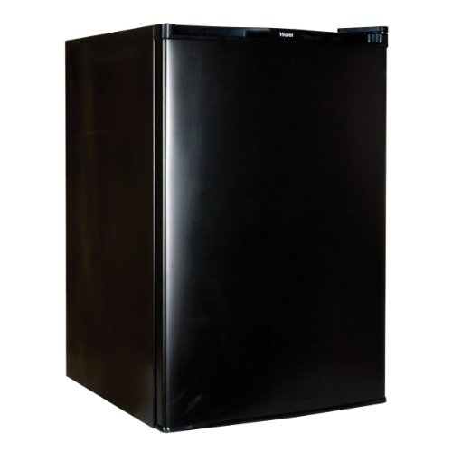 Haier HNSE04BB 4.0 Cubic Feet Refrigerator/Freezer, Black (Refrigerator Mid Size compare prices)
