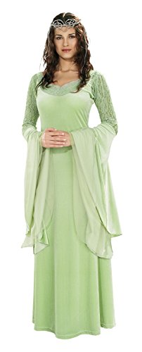 Rubie's Women's Lord of the Rings Deluxe Queen Arwen Costume