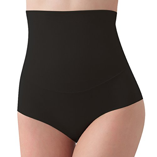 Vogue of Eden Women's Postpartum Recovery Briefs Slimming Body Shapewear , Black, XXXL