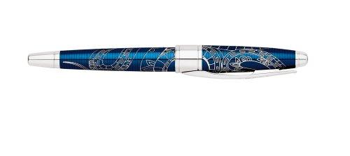 Cross Apogee - Bolígrafo Roller Selectip