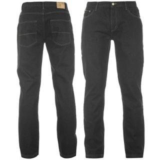 Original Denim Jeans Mens Dark Wash 36W R