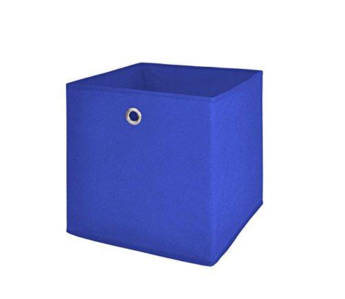 intertrade-1539-faltbox-3-er-set-beta-1-stoff-optik-32-x-32-x-32-cm-blau