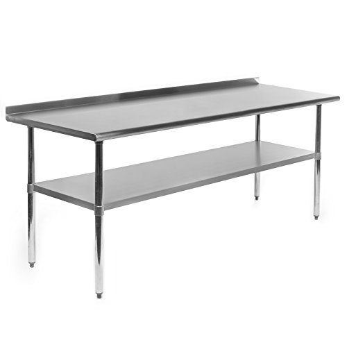 VIDEO Review Gridmann NSF Stainless Steel Commercial Kitchen Prep - Stainless steel work table price
