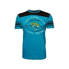 NFL Jacksonville Jaguars Mens Top Gun Tee by