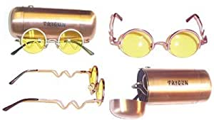 Trigun Vash Stampede Cosplay Sunglasses