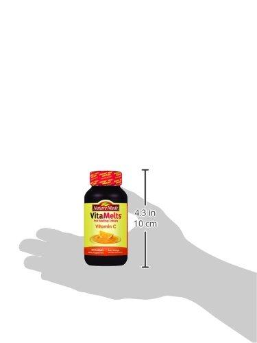 Nature Made 甜橙口味 维生素C含片 100粒图片
