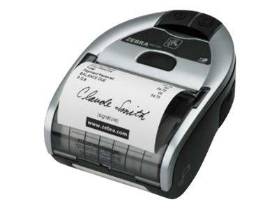 Zebra - iMZ 320 - Imprimante d'étiquettes - monochrome - thermique directe - Rouleau (5,08 cm) - 203 dpi - jusqu'à 100 mm sec - USB 2.0, Bluetooth