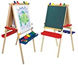 Melissa & Doug Deluxe Standing Easel:  One of the hot gifts for Toddlers