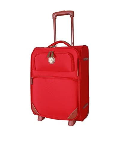 Jean Louis Scherrer Trolley semirrígido 25960 Rojo 48 cm