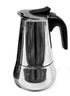 Bialotti - Stainless Steel Stovetop Espresso Maker