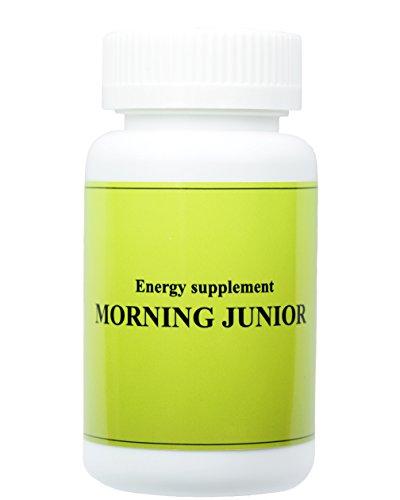 朝が弱い人必見目覚めがスッキリして仕事がはかどるサプリ モーニングJr.
