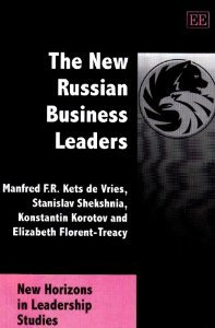 The New Russian Business Leaders (New Horizons