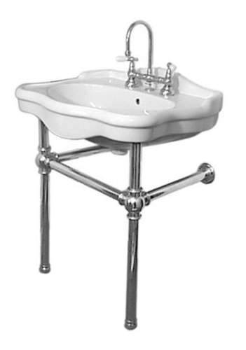 Buy ANTIQUE BATHROOM CONSOLE SINK PEDESTAL SINK LAVATORY SINK VICTORIAN STYLE SINK