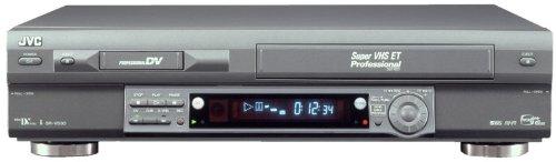 "JVC SR-VS30EK ""PAL"" MiniDV / SUPER VHS Hi-Fi STEREO VCR"