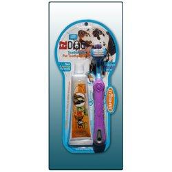 Benedent Ez Dog 1563 Plk1 Pet Dental Kit Large Breed