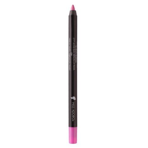 (3 Pack) MISS ADORO Velvet Finish Lipliner - Soft Pink
