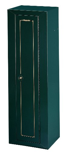 Stack-On GCG-910-DS Steel 10-Gun Security Cabinet, Green (Gun Storage Cabinet compare prices)