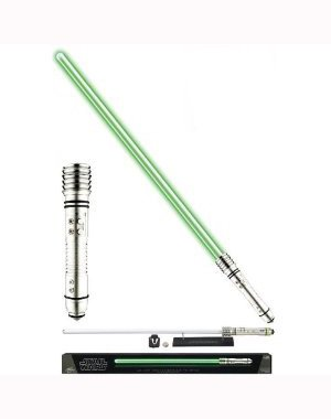 STAR WARS Star Wars Force FX Kit Fisto Lightsaber with removable blade