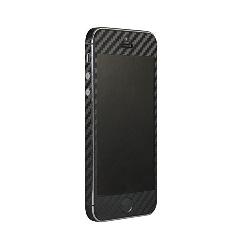 apple-iphone-5s-full-body-haut-aufkleber-3d-texturierte-vinyl-black-carbon-fiber