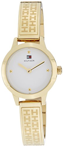 Tommy Hilfiger Analog White Dial Women's Watch - TH1781089J