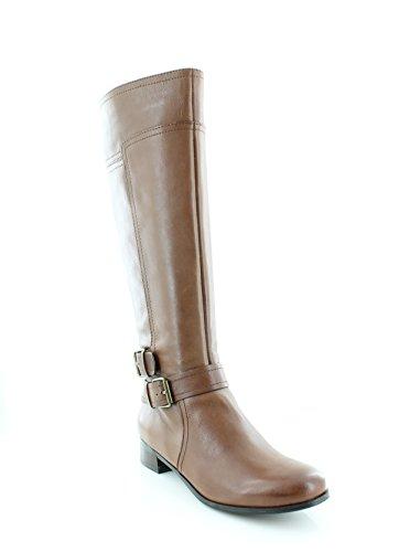 Nine West Vintage America Collection SassyFran Women's Boots Dark Natural Size 12 M (Nine West Vintage Shoes compare prices)