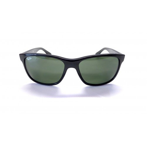 Ray-Ban Sunglasses – RB4181 / Frame: Black Lens: Crystal Green