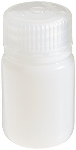 Nalgene HDPE Wide Mouth Round Container, 1 Oz (Plastic Jars 1 Ounce compare prices)