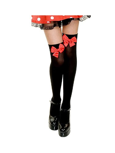 Miss Mouse Over the Knee Stockings