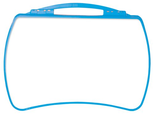 Board Dudes Dry Erase Lap Desk with Storage, Colors May Vary (11064WA)