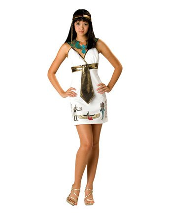 Cleopatra Cutie Egyptian Teen Costume
