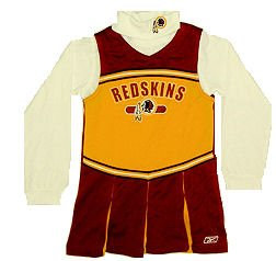Washington Redskins Youth Cheerleader Outfit - Buy Washington Redskins Youth Cheerleader Outfit - Purchase Washington Redskins Youth Cheerleader Outfit (Reebok, Reebok Dresses, Reebok Girls Dresses, Apparel, Departments, Kids & Baby, Girls, Dresses, Girls Dresses, Jumpers, Girls Jumpers, Jumper Dresses, Girls Jumper Dresses)
