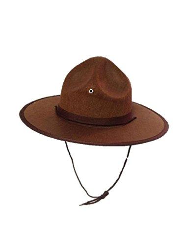 Memem (Mountie Hat Costume)