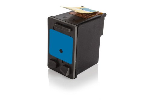 Inkadoo® XXL Tinte passend für HP DeskJet D 2360 ersetzt HP 21XL , NO21XL , Nr 21 C9351CE , C9351CEABB , C9351CEABD , C9351CEABE , C9351CEABF - Premium Drucker-Patrone Kompatibel - Schwarz - 20 ml