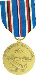 American Campaign-MEDAL