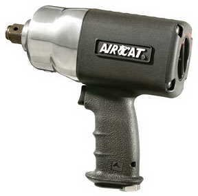 AirCat Composite Impact Wrench - 3/4in. Drive, Model# 1600-TH
