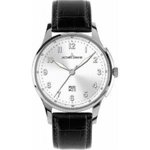 Jacques Lemans Men's 1-1614C London Classic Analog Watch