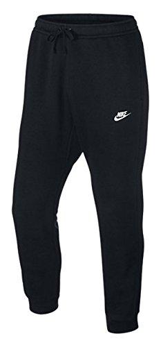 Nike Men's Sportswear Jogger Pants Black/White X-Large