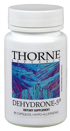 Thorne Research - Dehydrone-cinq (5 mg DHEA) -