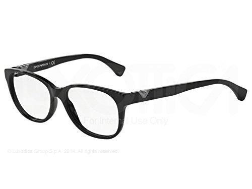 emporio-armani-montures-de-lunettes-pour-femme-3039-5017-black-52mm