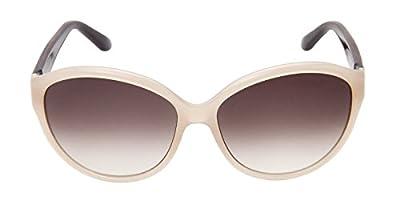 Salvatore Ferragamo Sunglasses SF717S 666 Opaline Rose Plum Wood 58 15 135