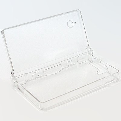 Clear Crystal Hard Case Cover for Nintendo DSi NDSi