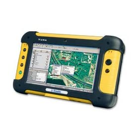 TDS Trimble Yuma Waterproof Rugged Tablet Handheld PC, 7