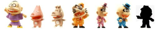 マンガヒーローズ 天才バカボン&もーれつア太郎 1BOX